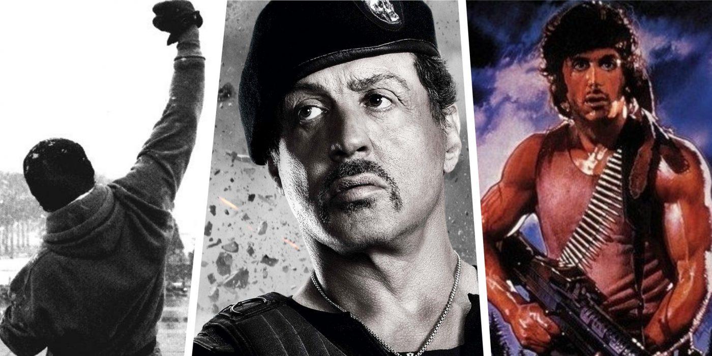 Top 10 filme cu Sylvester Stallone