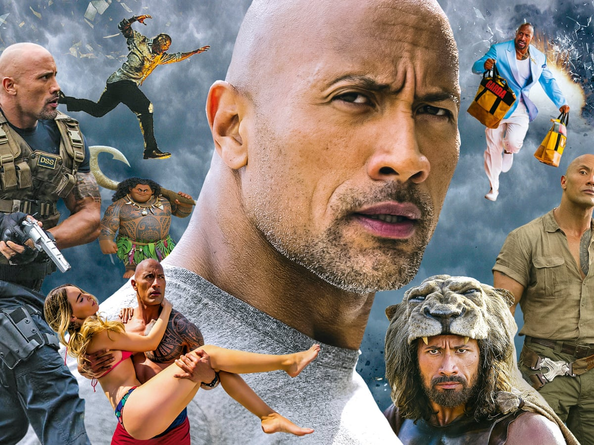 "Top 7 filme cu Dwayne ,,The Rock"" Johnson"