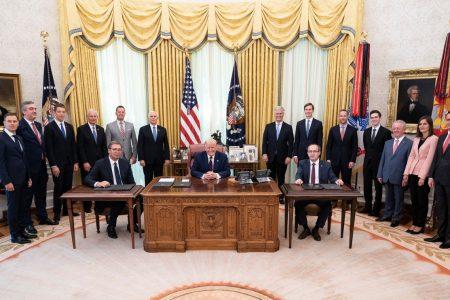 Acordul Serbia-Kosovo este departe de a pune capat conflictului lor