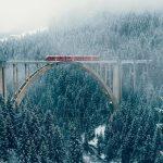Cele mai spectaculoase calatorii feroviare din Europa