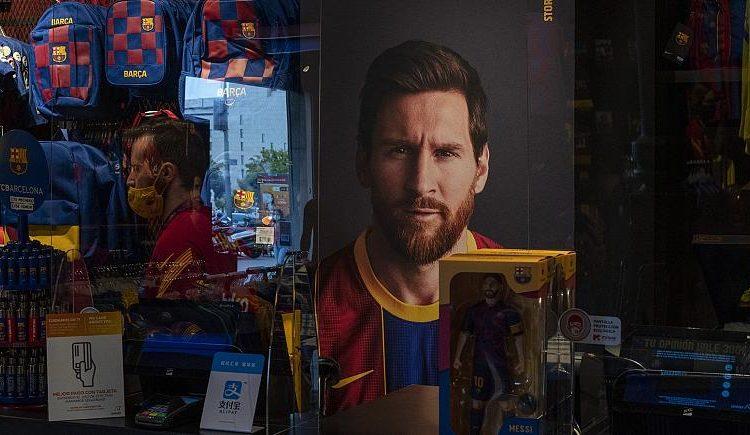 Lionel Messi va ramane la Barcelona pentru restul contractului