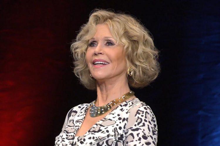 Jane Fonda a fost onorata la cel de-al 10-lea Festival de Film Lumiere