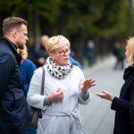 Angajandu-se sa lupte impotriva Covid-19 si sa introduca reduceri de impozite, femeile preiau conducerea in Lituania