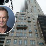 Sting cumpara un alt apartament din New York, proiectat de Robert AM Stern – Pentru 65,7 milioane de dolari