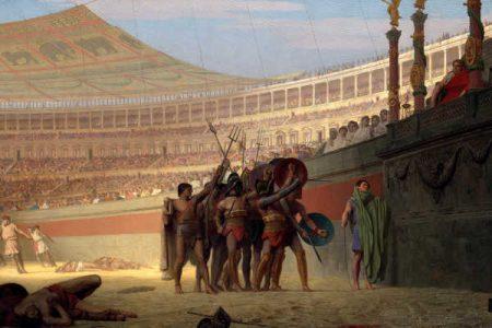 Cum a fost sa fii un spectator in Colosseumul Roman