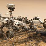 Roverul Perseverenta tocmai a produs oxigen pe Marte