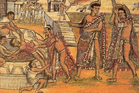 Sexualitatea in Imperiul Aztec a fost de fapt si mai reprimata decat in Anglia puritana