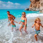 Plaje din Europa ideale pentru vacantele alaturi de copii